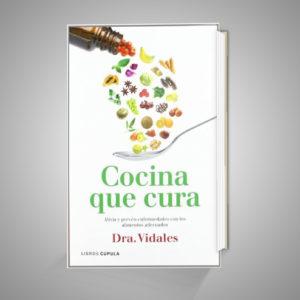 COCINA QUE CURA URRIKE LIBURUDENDA