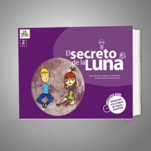 EL SECRETO DE LA LUNA URRIKE LIBURUDENDA