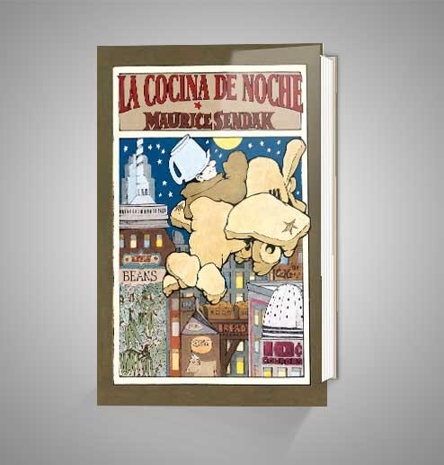 LA COCINA DE NOCHE URRIKE LIBURUDENDA