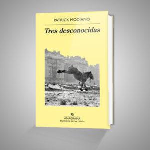 TRES DESCONOCIDAS URRIKE LIBURUDENDA