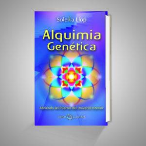 ALQUIMIA GENETICA URRIKE LIBURUDENDA