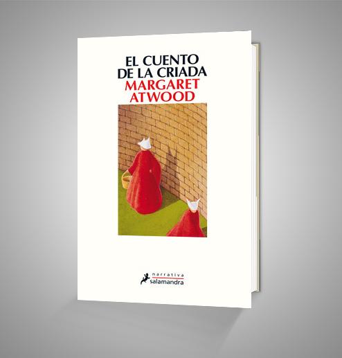 EL CUENTO DE LA CRIADA Urrike liburudenda
