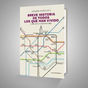 BREVE HISTORIA DE TODOS LOS QUE HAN VIVIDO Urrike liburudenda