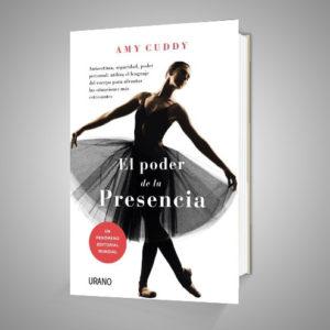 EL PODER DE LA PRESENCIA Urrike liburudenda