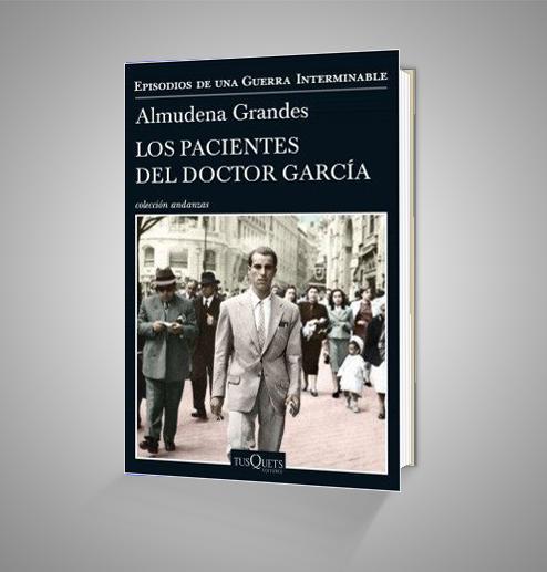LOS PACIENTES DEL DOCTOR GARCIA Urrike liburudenda