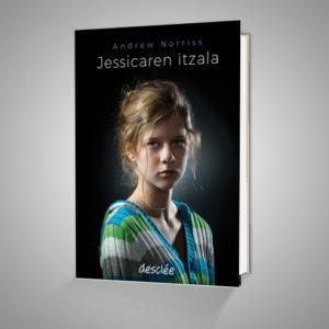 JESSICAREN ITZALA Urrike liburudenda