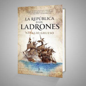 LA REPUBLICA DE LOS LADRONES Urrike liburudenda