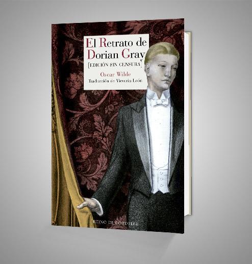 EL RETRATO DE DORIAN GRAY Urrike liburudenda