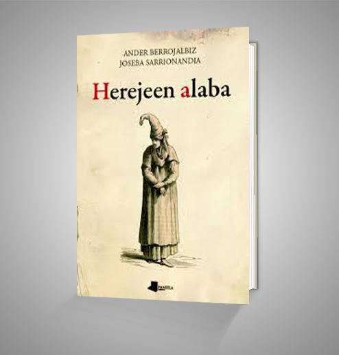 HEREJEEN ALABA Urrike liburudenda