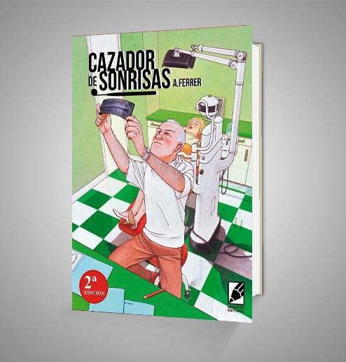 CAZADOR DE SONRISAS Urrike liburudenda