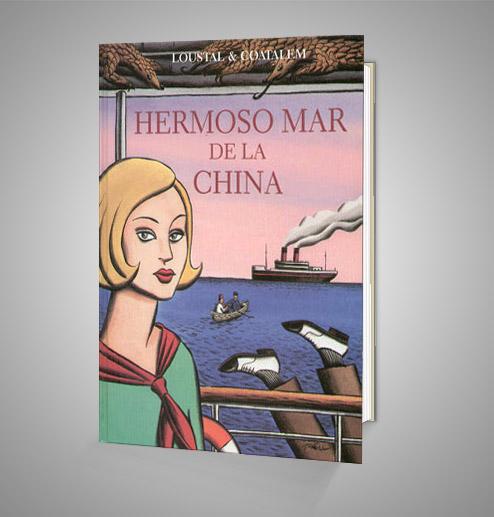 HERMOSO MAR DE LA CHINA Urrike liburudenda