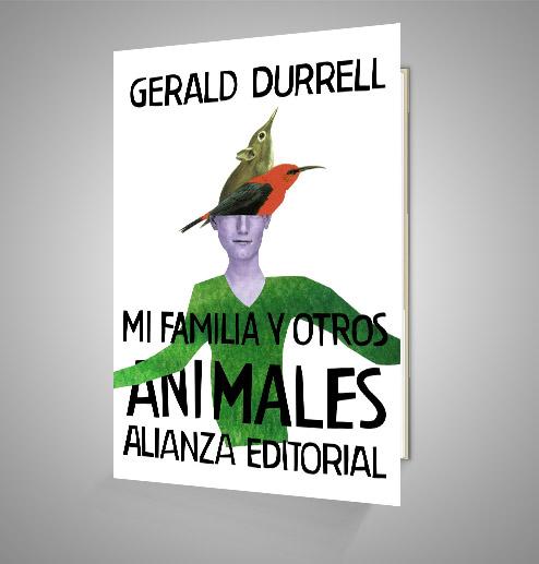 MI FAMILIA Y OTROS ANIMALES Urrike liburudenda